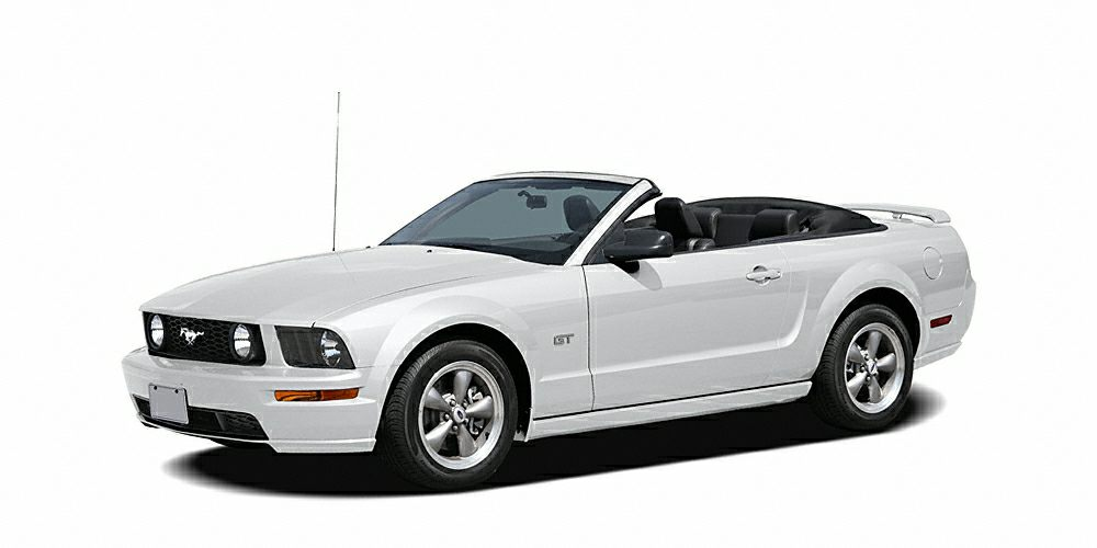 2006 Ford Mustang GT Miles 27260Color Performance White Clearcoat Stock 65150931 VIN 1ZVHT85