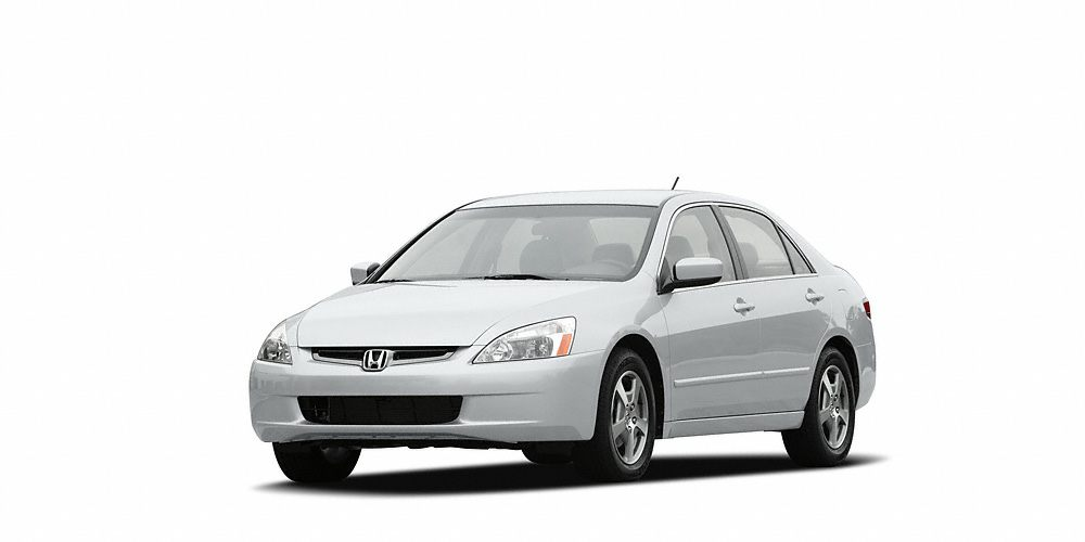 2005 Honda Accord Hybrid Base  WHEN IT COMES TO EXCELLENCE IN USED CAR SALES YOU KNOW YOURE A