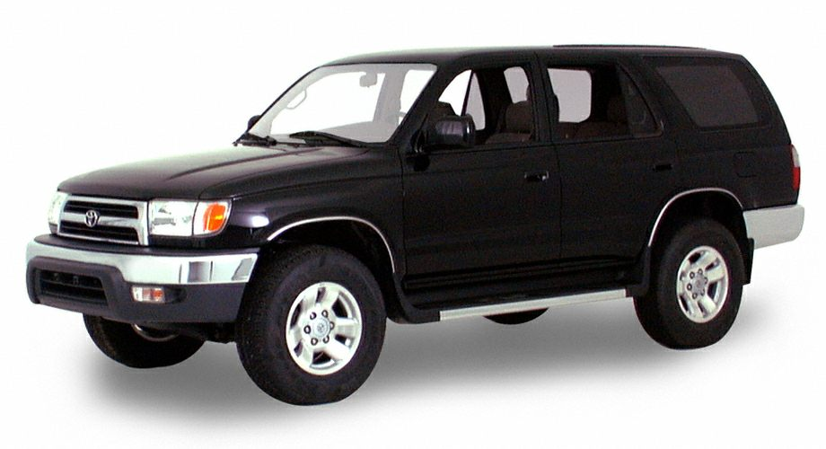 2000 Toyota 4Runner SR5 Grab a score on this 2000 Toyota 4Runner SR5 before its too late Roomy y