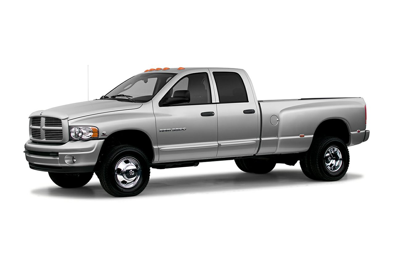 2005 Dodge Ram 3500  REST EASY With its Buyback Qualified CARFAX report you can rest easy with t