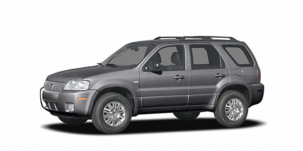 2005 Mercury Mariner Convenience  WHEN IT COMES TO EXCELLENCE IN USED CAR SALESYOU KNOW YOUR