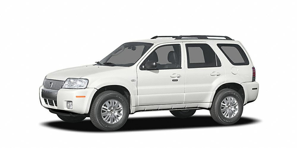 2005 Mercury Mariner Premier 4D Sport Utility Duratec 30L V6 4-Speed Automatic with Overdrive