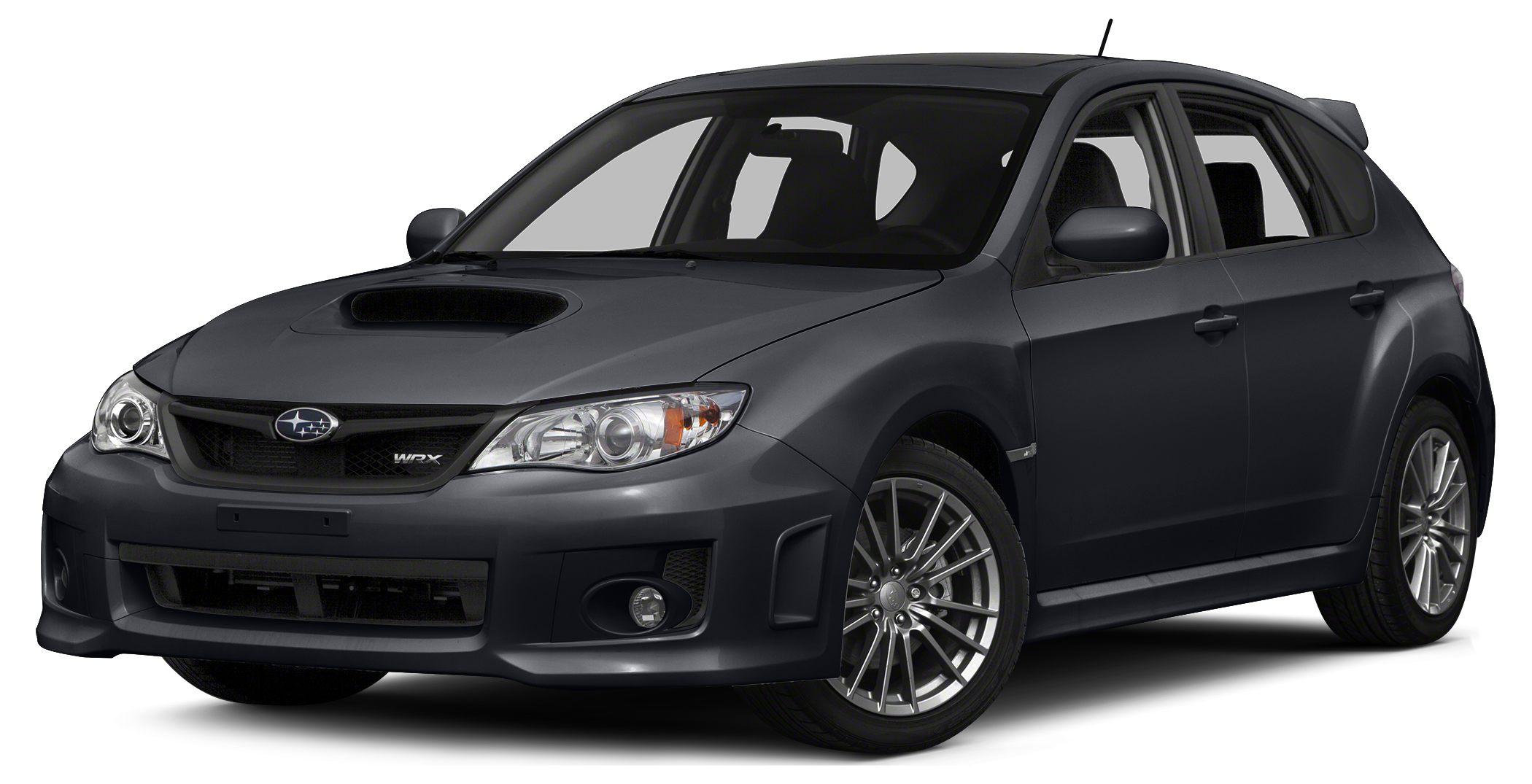 2014 Subaru Impreza WRX Miles 56341Color Dark Gray Metallic Stock KP1971 VIN JF1GR7E64EG2088