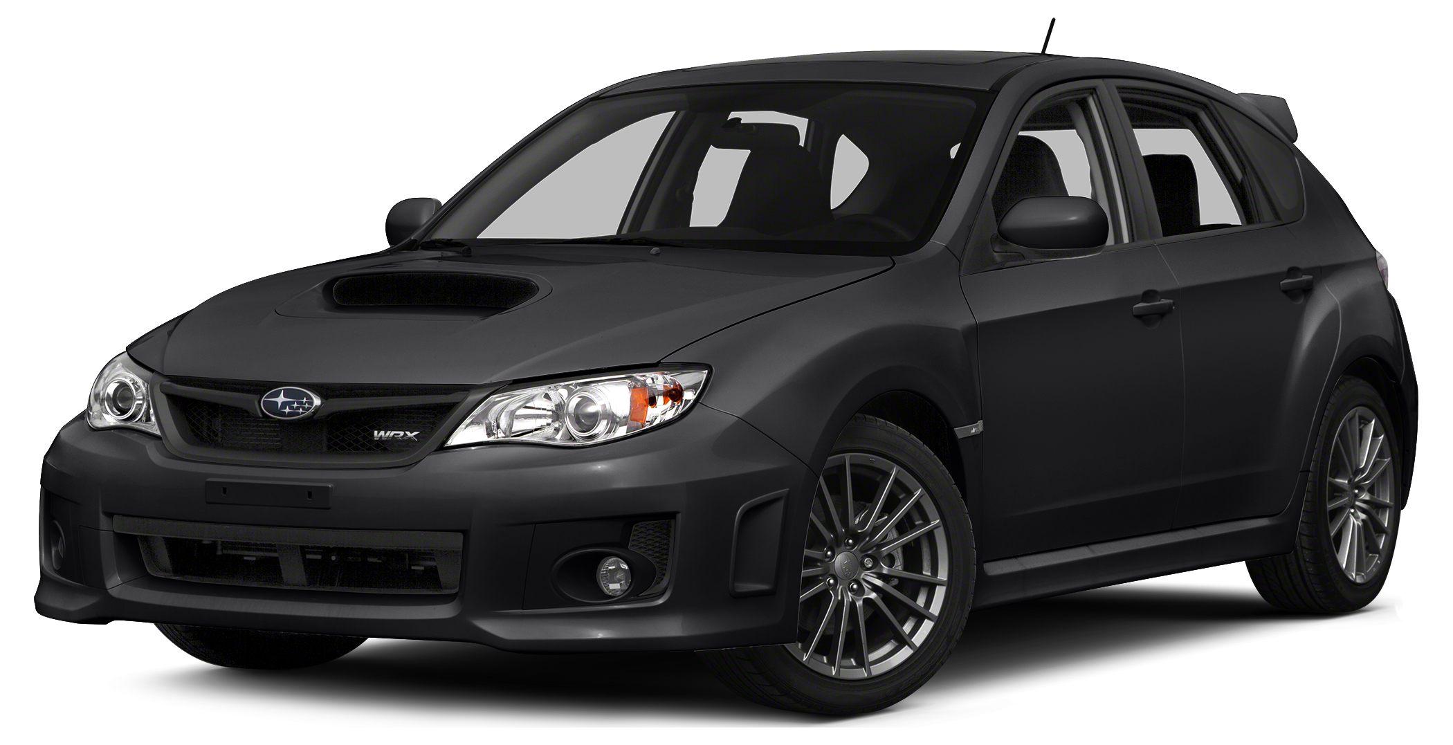 2014 Subaru Impreza WRX Miles 11004Color Crystal Black Silica Stock 151532A VIN JF1GR7E62EG22
