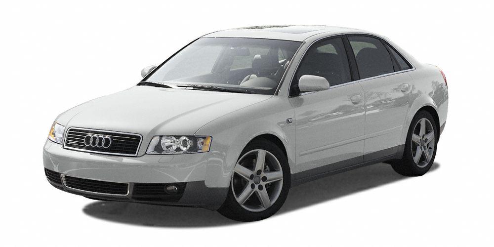 2003 Audi A4 18T Miles 154243Color Silver Stock 3A276737 VIN WAUJC68E03A276737