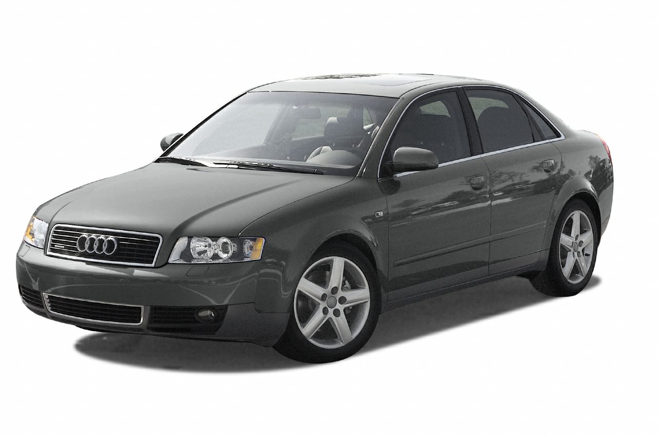 2003 Audi A4 18T quattro ALL PRICES ARE CASH PRICES UNLESS STATED AND DO NOT REFLECT FINANCING W