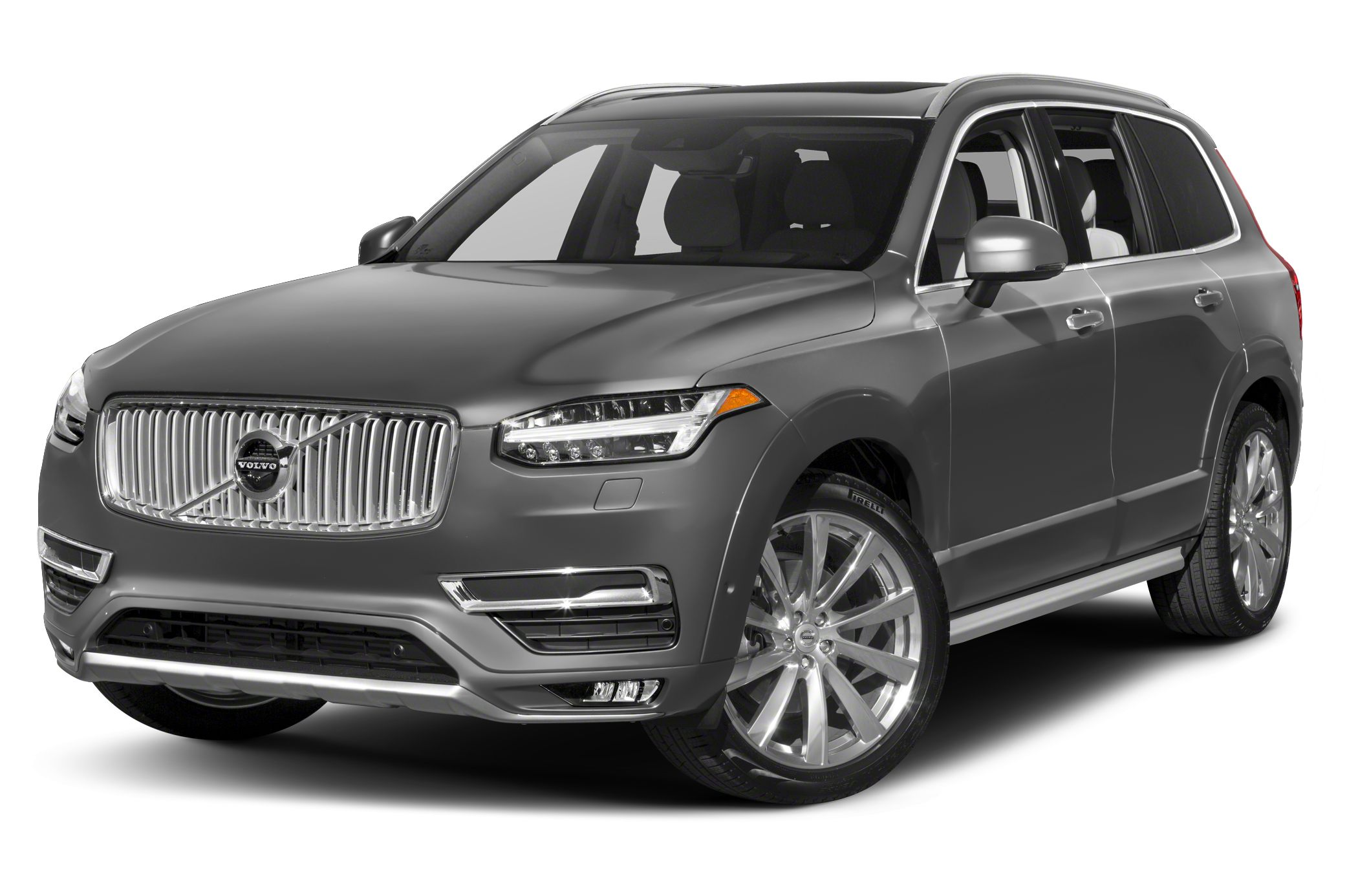 2018 Volvo XC90 T6 Inscription Safety equipment includes ABS Traction control Passenger Airbag