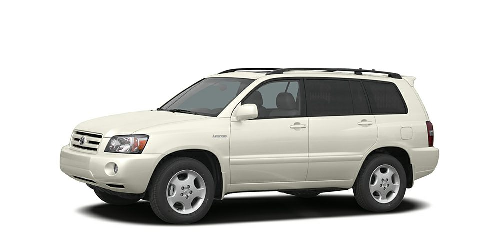 2006 Toyota Highlander Base Land a deal on this 2006 Toyota Highlander 4DR 2WD AT before its too
