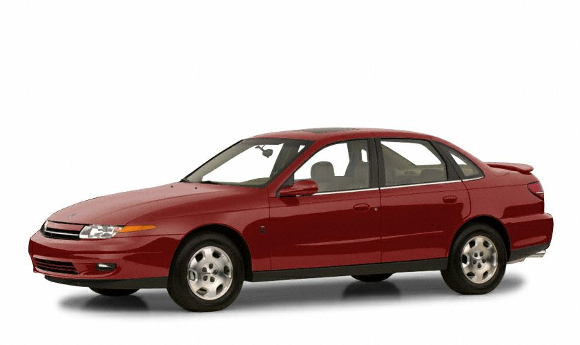 2001 Saturn L300 Base Snag a bargain on this 2001 Saturn LS L-300 AUTO before someone else takes i