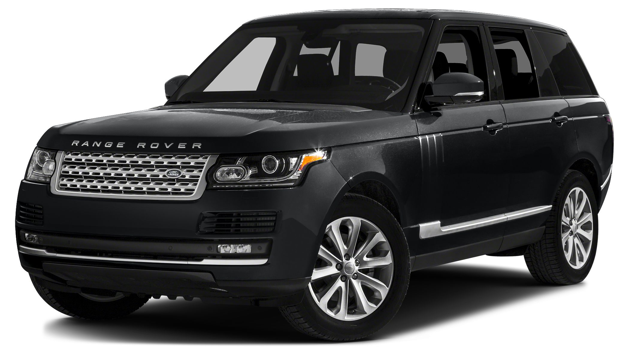 2014 Land Rover Range Rover 30 Supercharged HSE Miles 54364Color Santorini Black Metallic Stoc