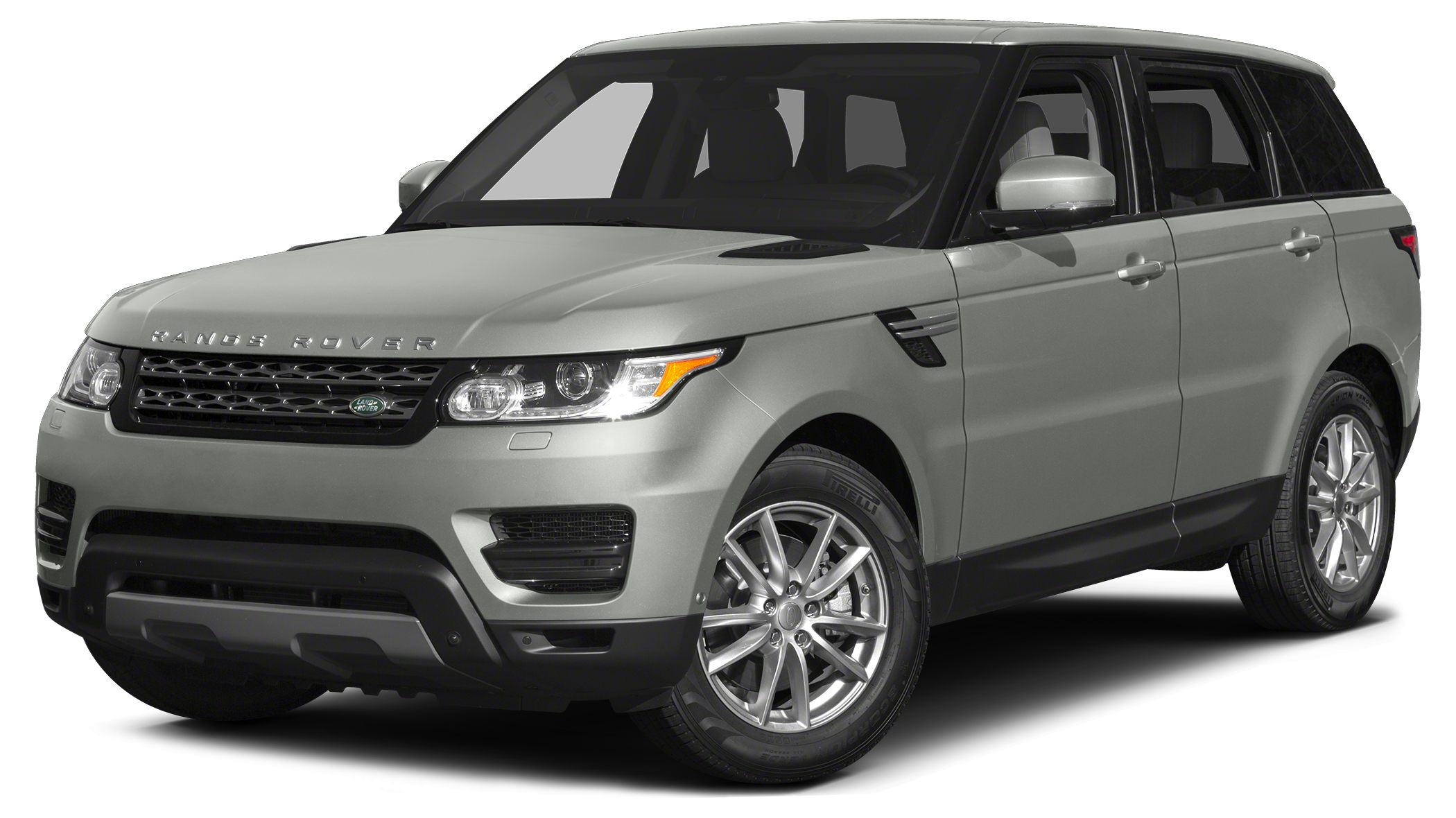 2015 Land Rover Range Rover Sport 30 Supercharged HSE Miles 5612Color Indus Silver Stock TA61