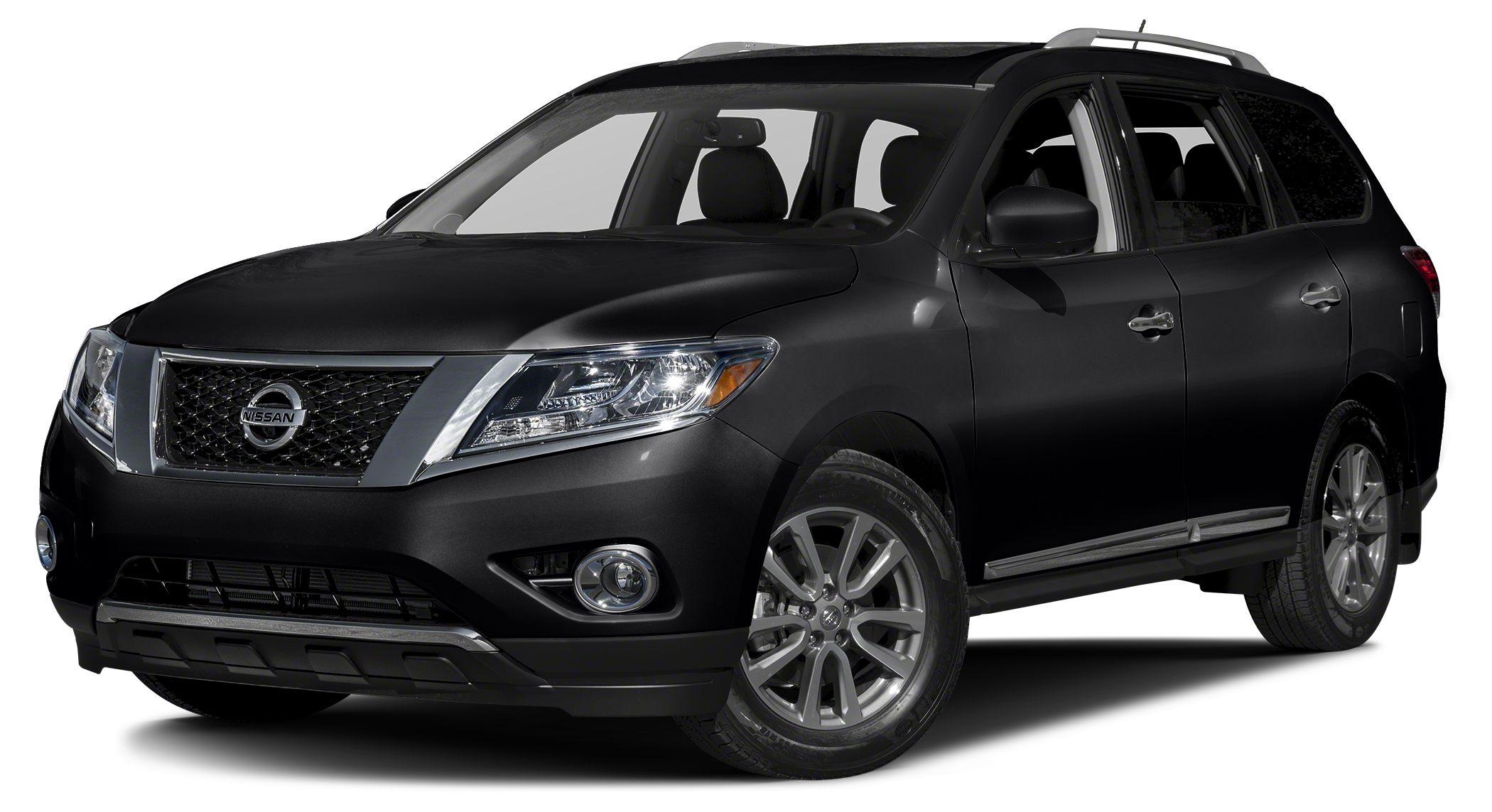 2016 Nissan Pathfinder SL Miles 10Color Magnetic Black Metallic Stock 16P155 VIN 5N1AR2MN5GC