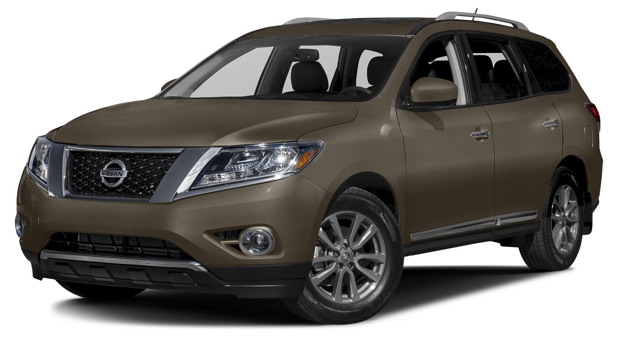 2016 Nissan Pathfinder SL Miles 23089Color Java Metallic Stock 17P297A VIN 5N1AR2MN9GC622810