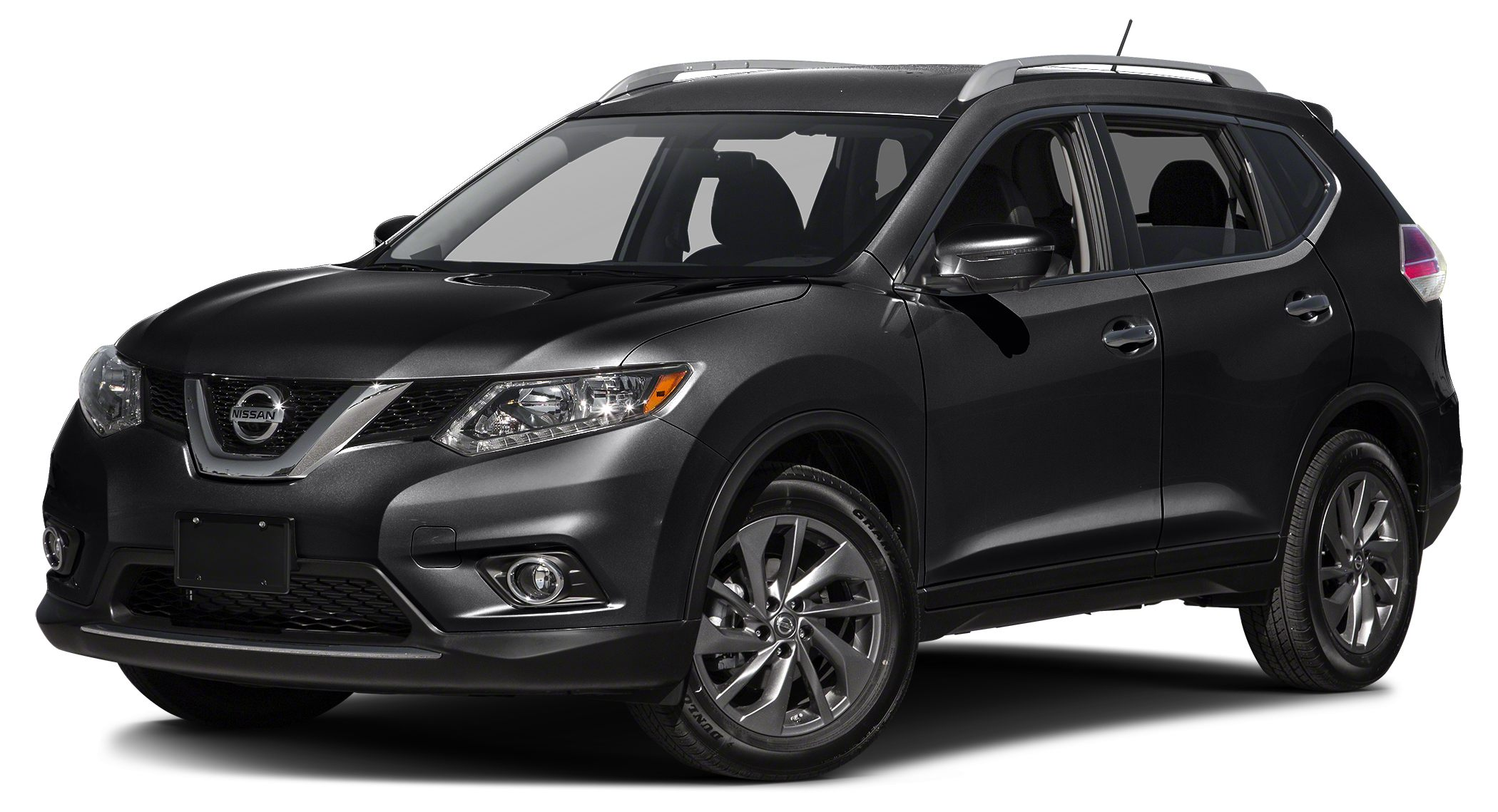2016 Nissan Rogue SL CARFAX 1-Owner GREAT MILES 10843 SL trim FUEL EFFICIENT 33 MPG Hwy26 MPG
