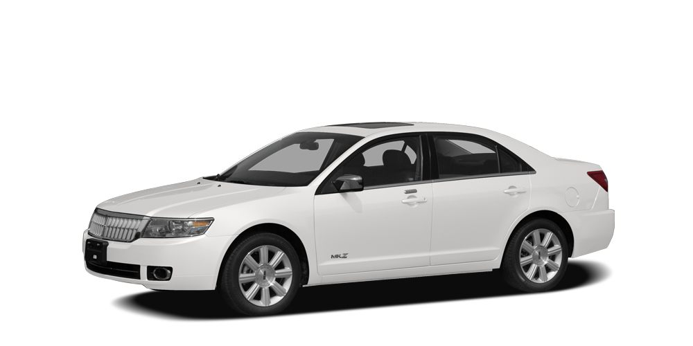 2009 Lincoln MKZ Base WHITE PLATINUM FOG LAMPS LOCAL CAR ONLY 26000 MILES NO AC