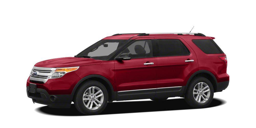 2012 Ford Explorer XLT Miles 168220Color Red Stock FUA68928 VIN 1FMHK7D84CGA68928