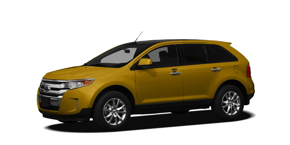 2012 Ford Edge SEL EPA 30 MPG Hwy21 MPG City PRICED TO MOVE 1000 below Kelley Blue Book CARFA