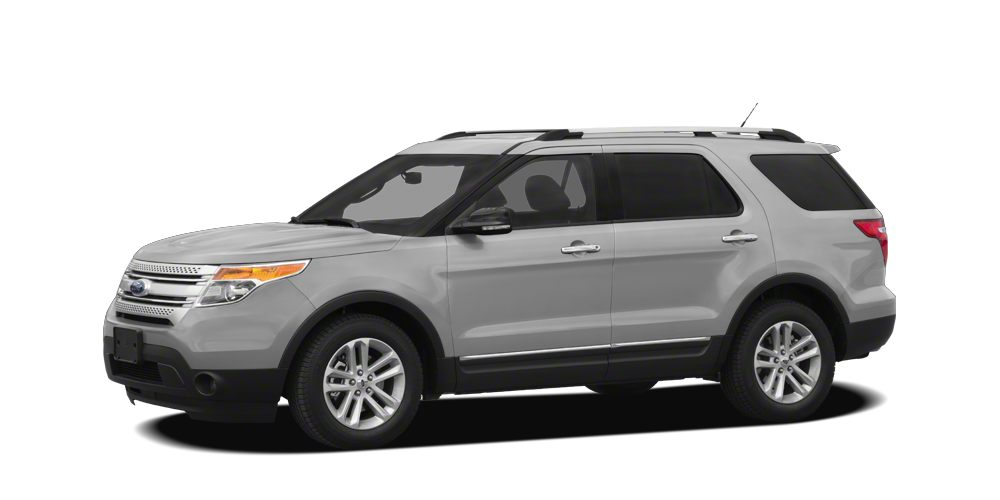 2012 Ford Explorer XLT AWD Silver Bullet Dont let the miles fool you How would you like cruisin