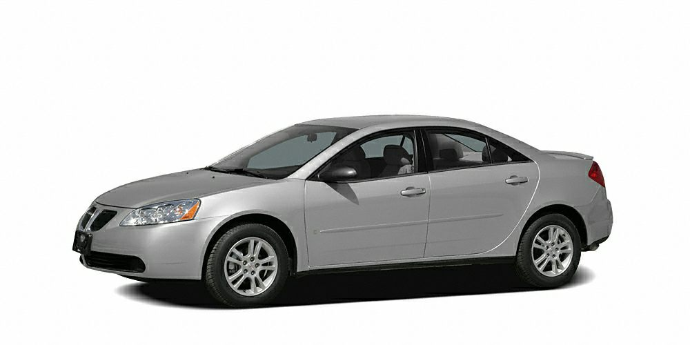 2006 Pontiac G6 Base All Frenchtown Auto Sales vehicles come with a NEW RI STATE inspection lube