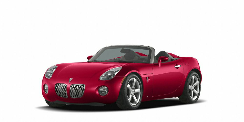 2006 Pontiac Solstice Base Clean Carfax Report NEW Inventory In Processing More photos and