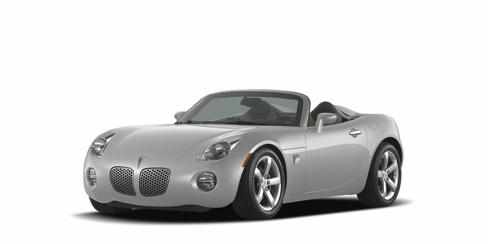2006 Pontiac Solstice Base Miles 74466Color Cool Liquid Silver Metallic Stock P6500A VIN 1G2
