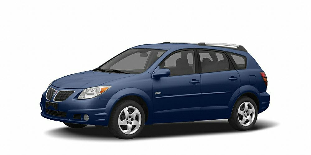 2006 Pontiac Vibe Base You cant go wrong with this Blue 2006 Pontiac Vibe  It has a 18 liter 4