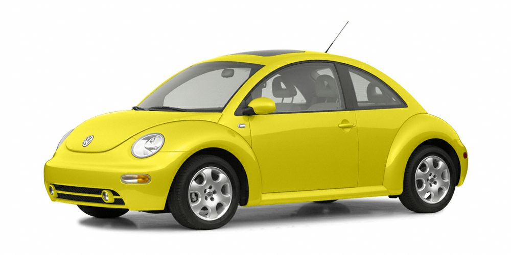 2002 Volkswagen New Beetle GLS Grab a deal on this 2002 Volkswagen New Beetle GLS before someone e