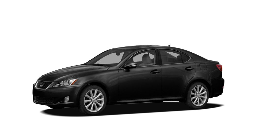 2011 Lexus IS 250 Base Land a score on this 2011 Lexus IS 250 4DR SPT SDN RWD A while we have it