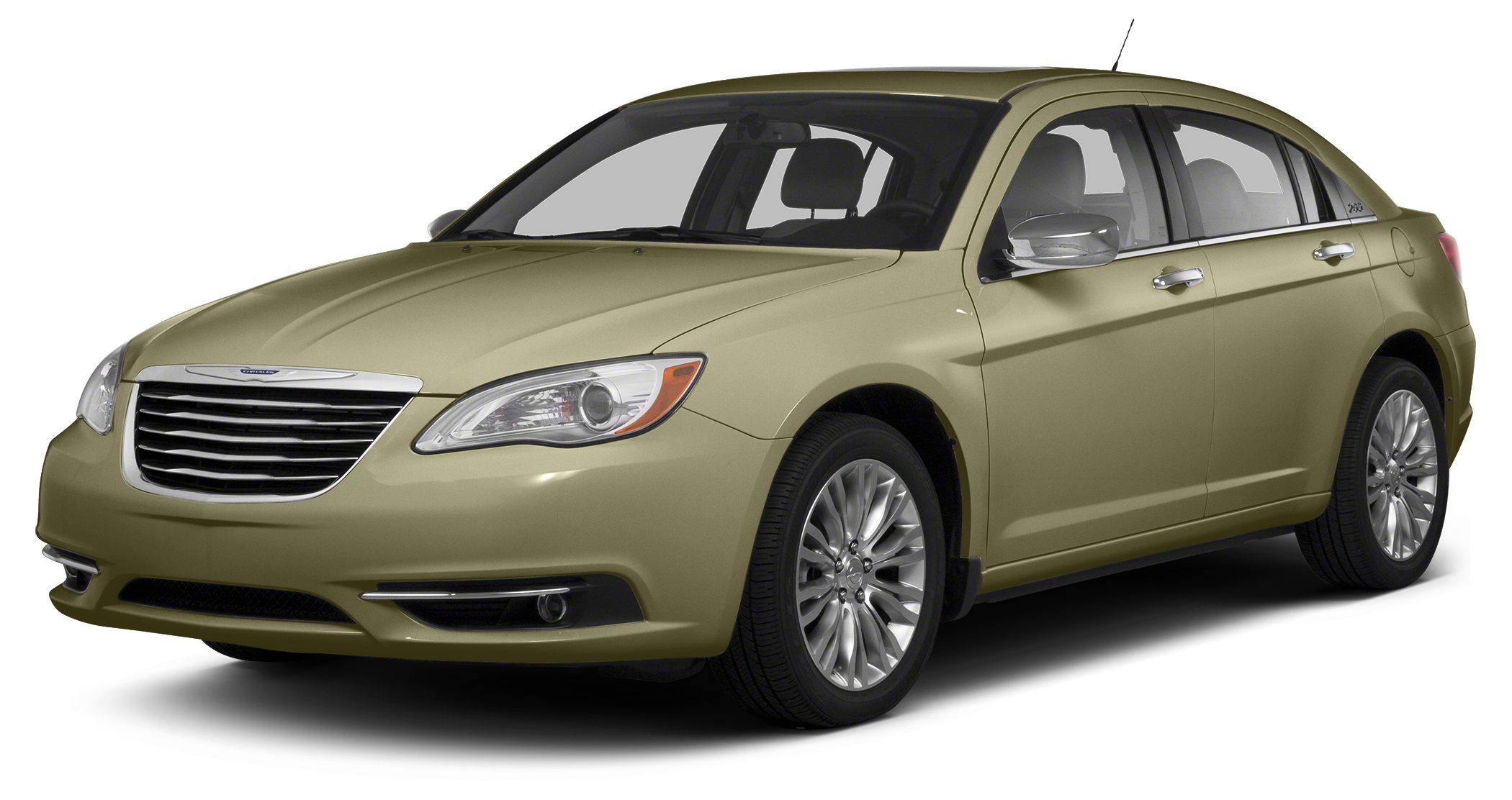 2013 Chrysler 200 Limited 200 Limited 4D Sedan 36L V6 24V VVT 6-Speed Automatic FWD and Beig