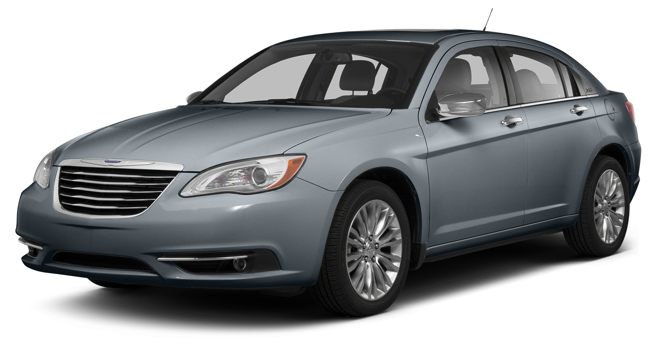 2013 Chrysler 200 LX Never worry on the road again with anti-lock brakes and stability control in t