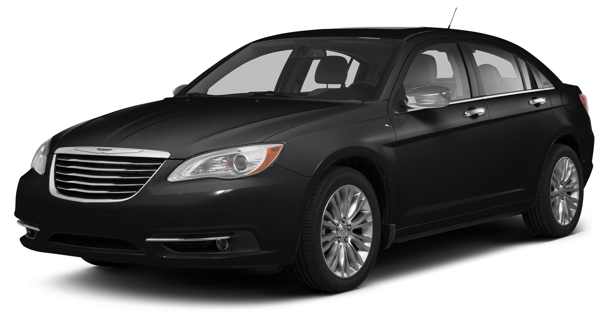 2013 Chrysler 200 Limited Miles 64400Color Black Stock ZP568037 VIN 1C3CCBCB8DN568037