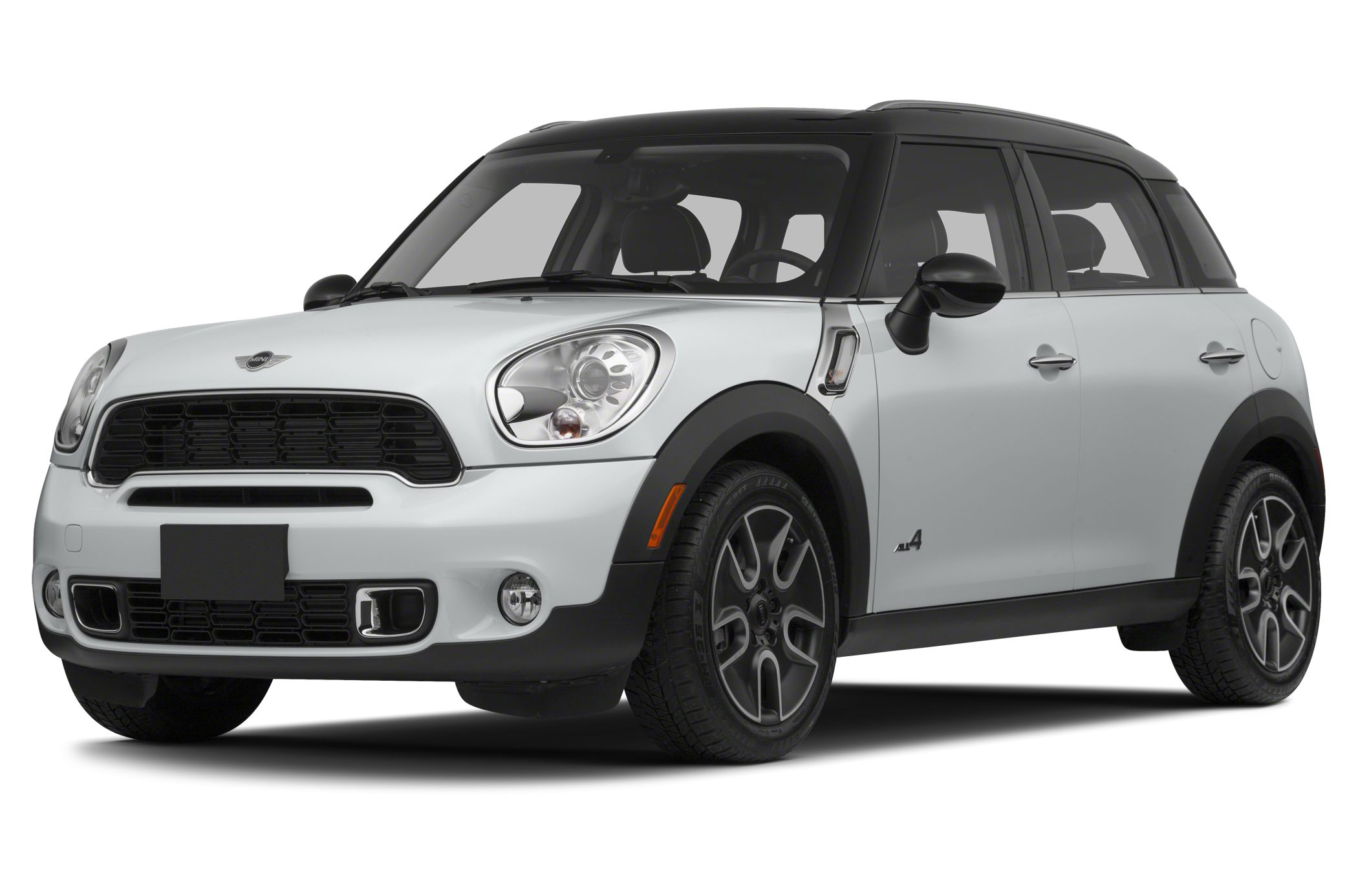 2013 MINI Cooper S Countryman Miles 49931Color White Stock U2092 VIN WMWZC3C58DWP22551