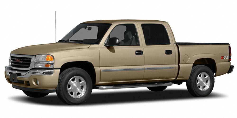 2004 GMC Sierra 1500  Priced below KBB Fair Purchase Price LOCAL FL TRADE IN Air Conditioning