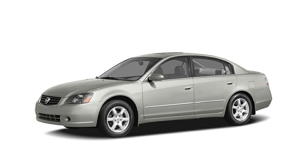 2005 Nissan Altima 25 S  WHEN IT COMES TO EXCELLENCE IN USED CAR SALESYOU KNOW YOURE AT STA