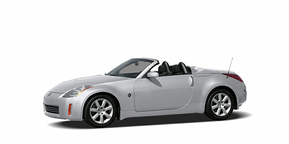2005 Nissan 350Z Enthusiast Its convertible timeThis 350Z has low miles with a CLEAN CARFAX NO
