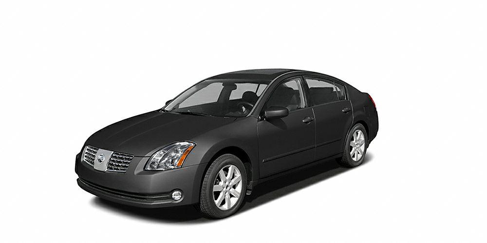 2005 Nissan Maxima 35 SE Miles 134753Color Black Stock 41963A VIN 1N4BA41E05C816628