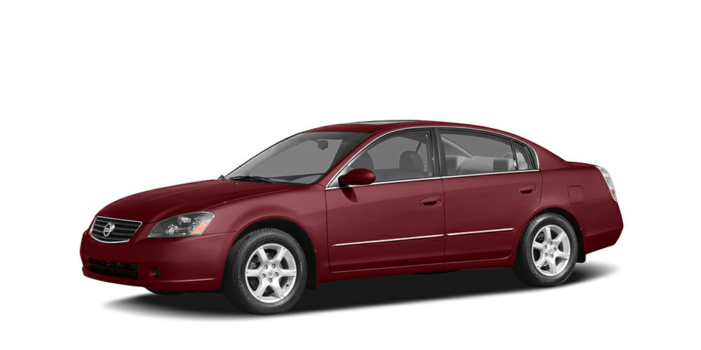 2005 Nissan Altima 25 S If youve been looking for just the right vehicle then stop your search
