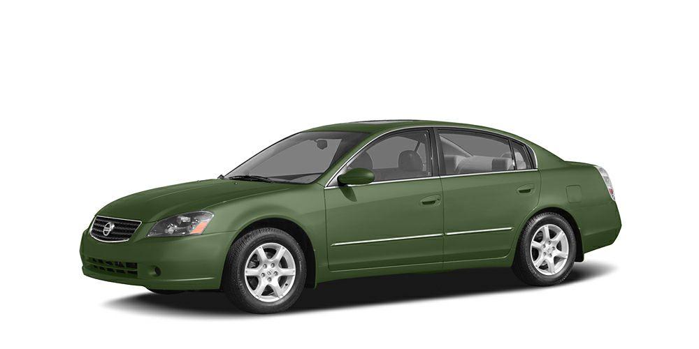 2005 Nissan Altima 25 S Miles 111935Color Mystic Emerald Stock 18322A VIN 1N4AL11D35C336059