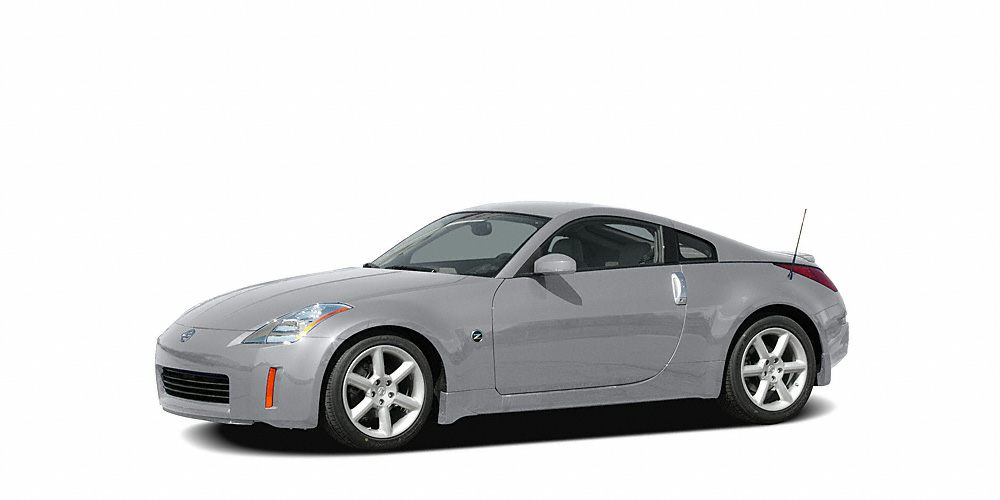 2005 Nissan 350Z Base 350Z trim CD Player Alloy Wheels KEY FEATURES INCLUDE CD Player Al