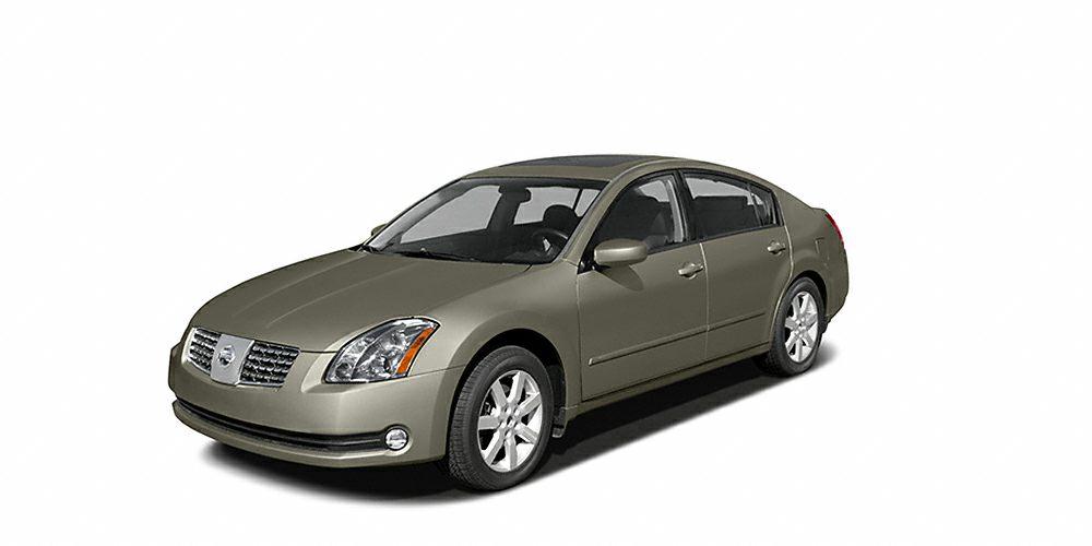 2005 Nissan Maxima 35 SL Miles 37964Color Spirited Bronze Pearl Stock K17684A VIN 1N4BA41E9
