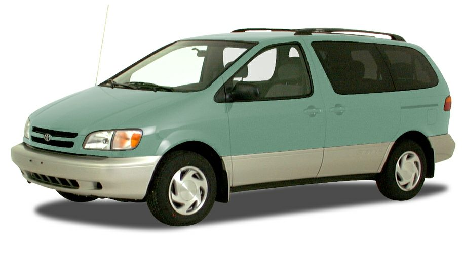 2000 Toyota Sienna LE Snatch a deal on this 2000 Toyota Sienna LE before someone else takes it hom