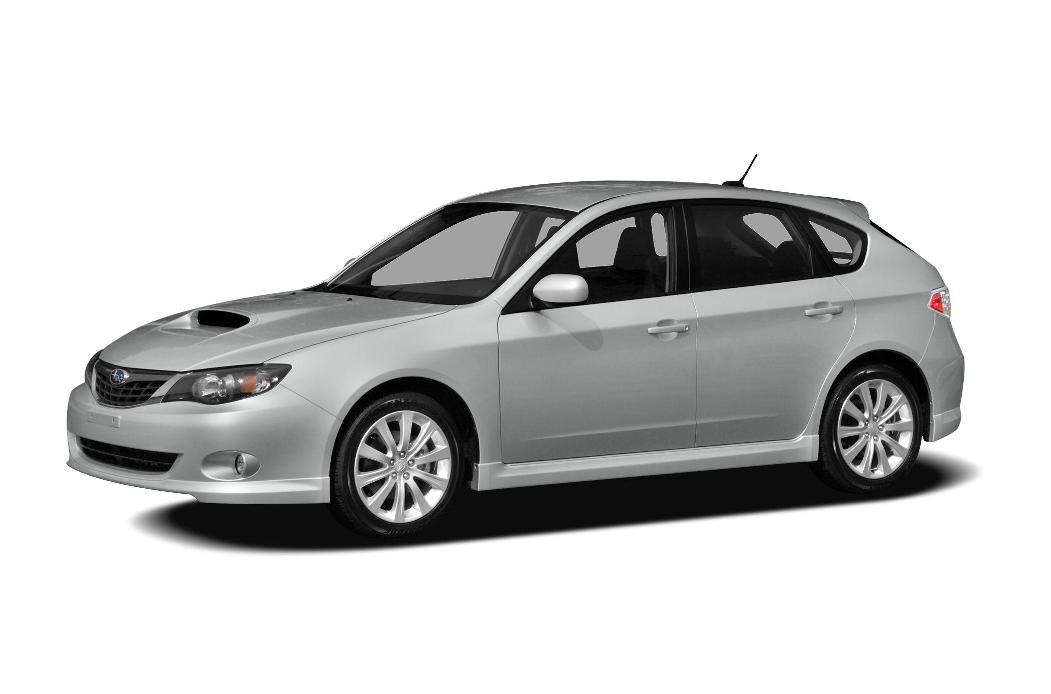 2008 Subaru Impreza WRX Miles 86645Color Spark Silver Metallic Stock 17011 VIN JF1GH75638G81