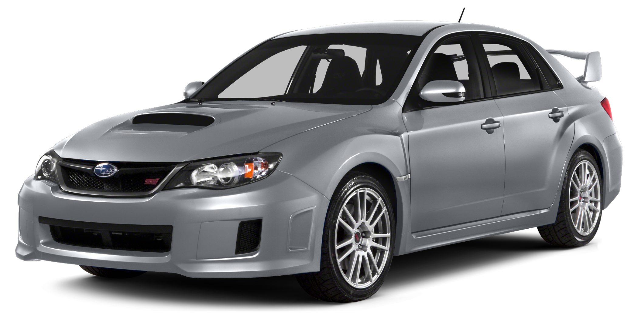 2014 Subaru Impreza WRX STi Miles 55652Color Ice Silver Metallic Stock 004650 VIN JF1GV8J66E