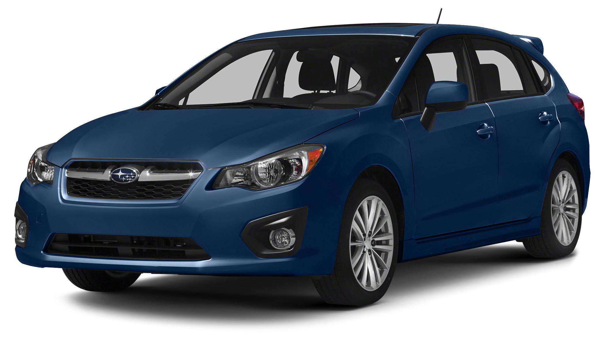 2014 Subaru Impreza 20i Sport Premium  WHEN IT COMES TOEXCELLENCE IN USED CAR SALES YOU KNOW Y