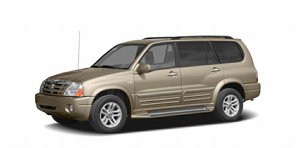 2004 Suzuki XL-7  Miles 154036Color Beige Stock 160147B VIN JS3TY92V644101322