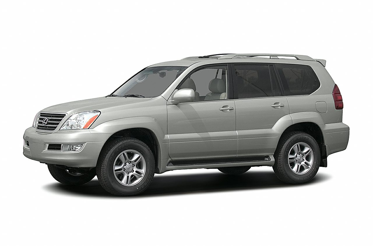 2004 Lexus GX 470 Base 4WD Heated Seats Multi-Zone Air Conditioning Auto Climate Control Steer