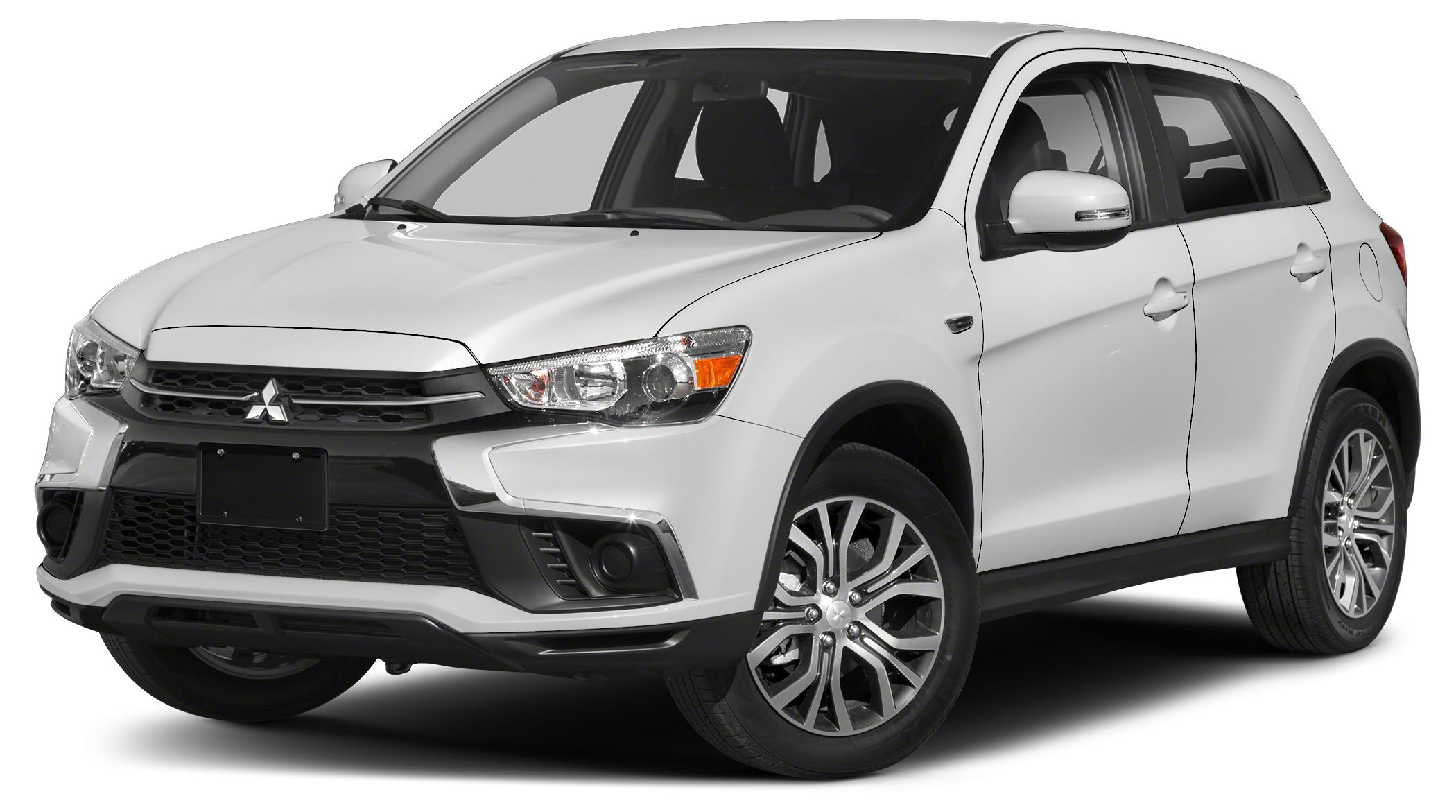 2018 Mitsubishi Outlander Sport 20 ES ACCY CARPETED FLOORMATS AND PORTFOLIO Miles 0Color All