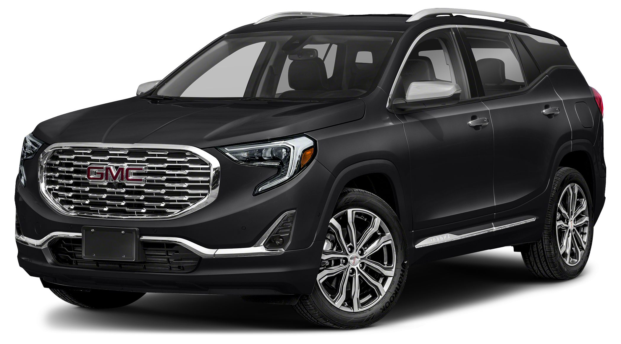 2018 GMC Terrain Denali With top features including the backup sensor push button start remote s