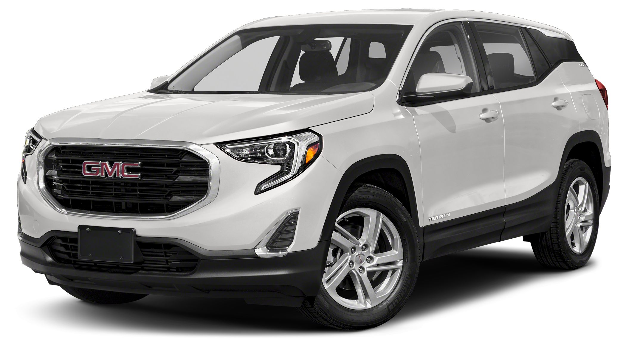 2018 GMC Terrain SLE From its striking C-shaped LED signature lighting to its stunning floating ro