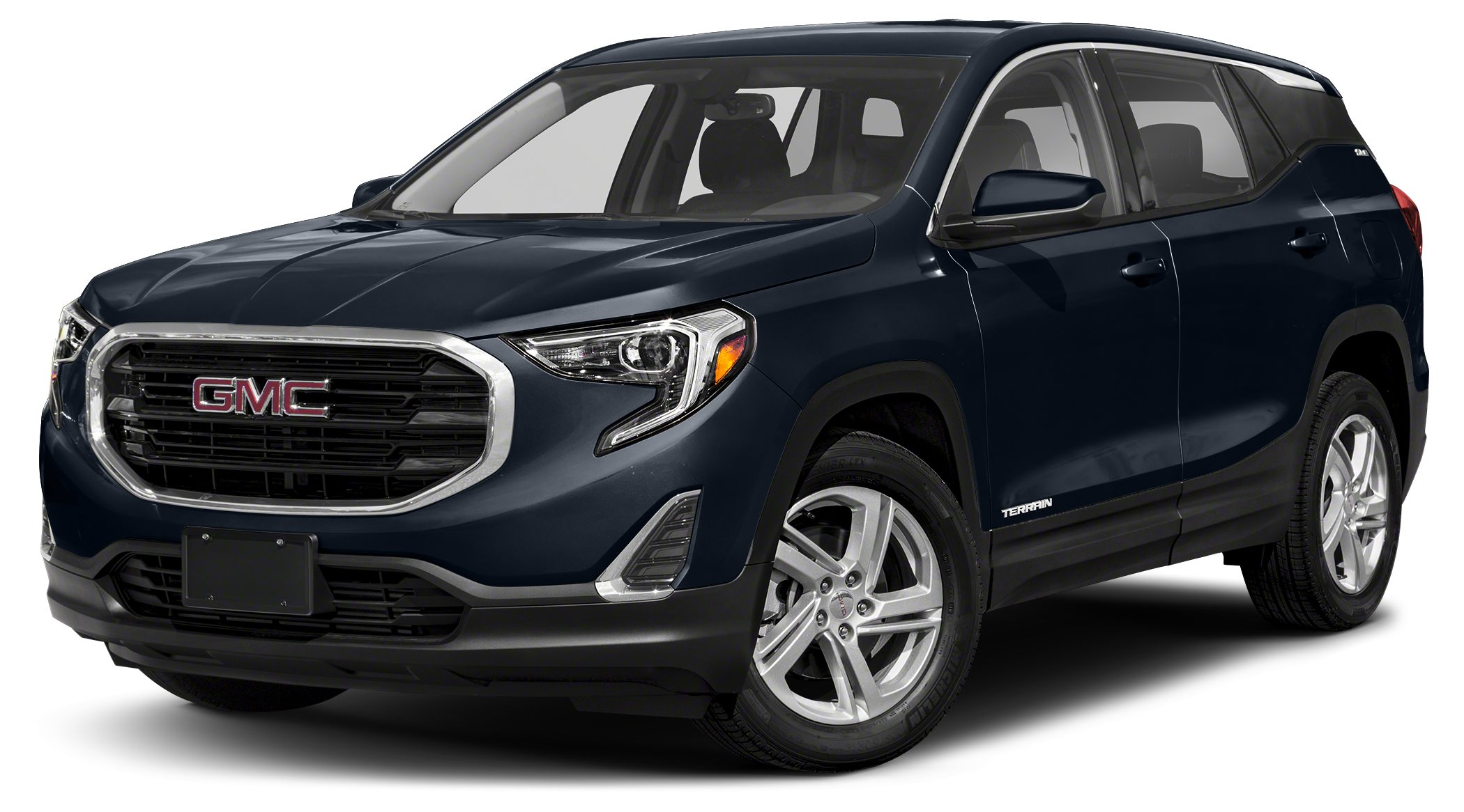 2018 GMC Terrain SLE Armed with a push button start backup camera Bluetooth hill start assist